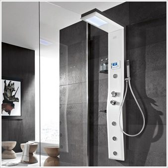 with the latest digital interfaces allowing you to intuitively set precise and pressure for optimum shower performance and enjoyment