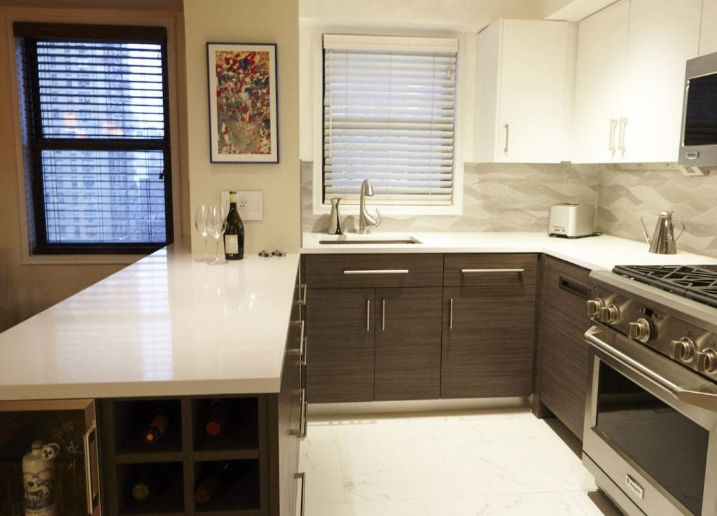 All you need to know about kitchen peninsulas