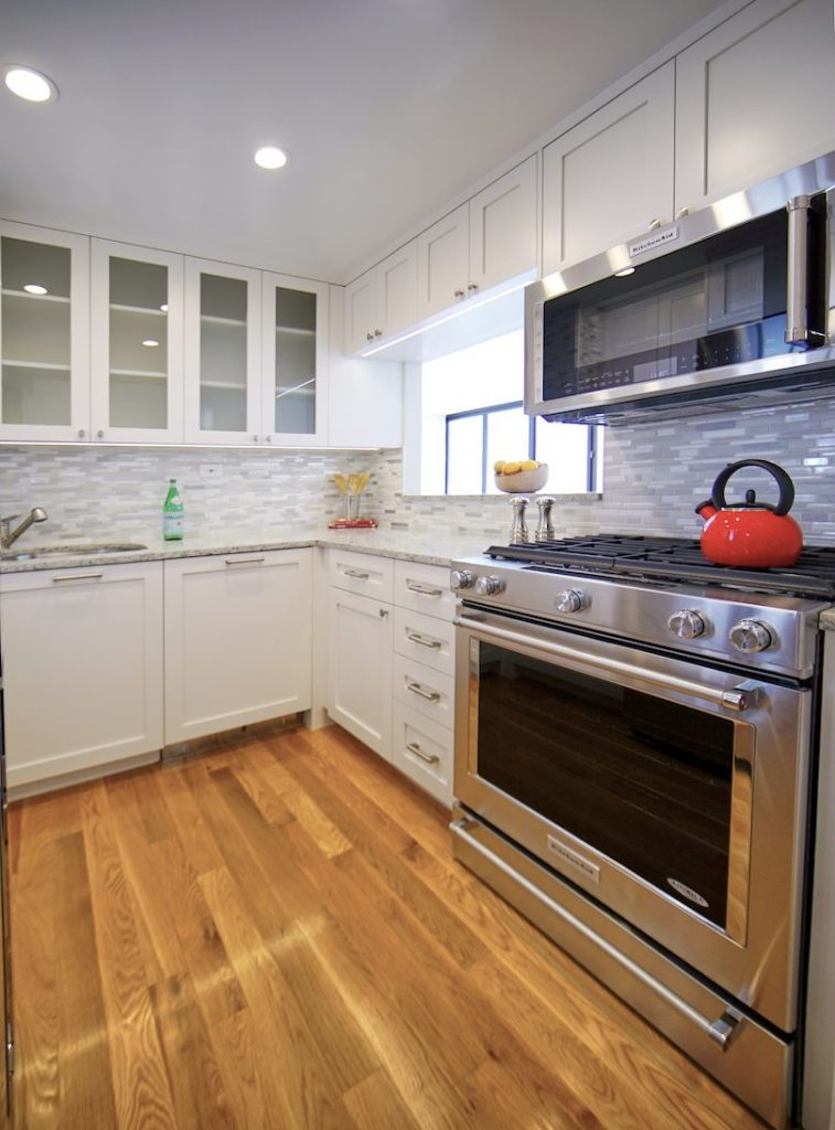 Full home renovation upper east side e 72nd street for Kitchen design nyc