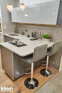 Klein Kitchen and Bath galley
