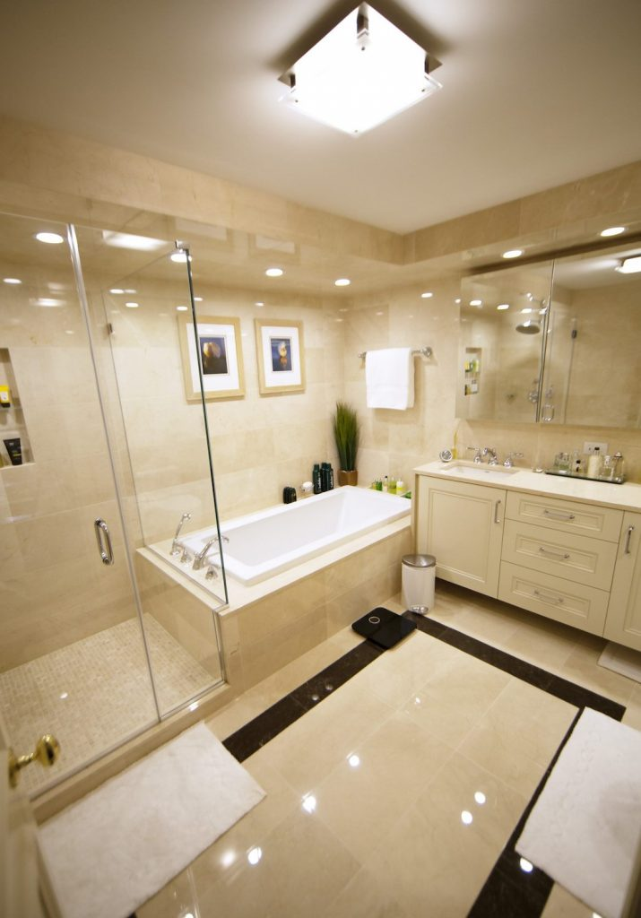 Color combinations for bathrooms