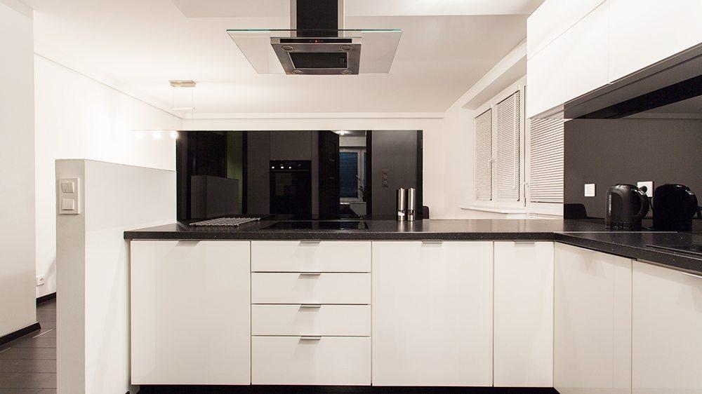 Klein Small Kitchen Design