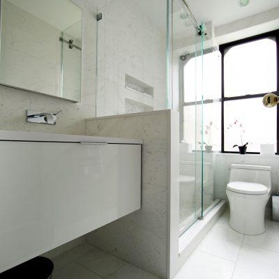 Manhattan Master Bathroom Renovation Klein Kitchen Bath - Bathroom renovation manhattan