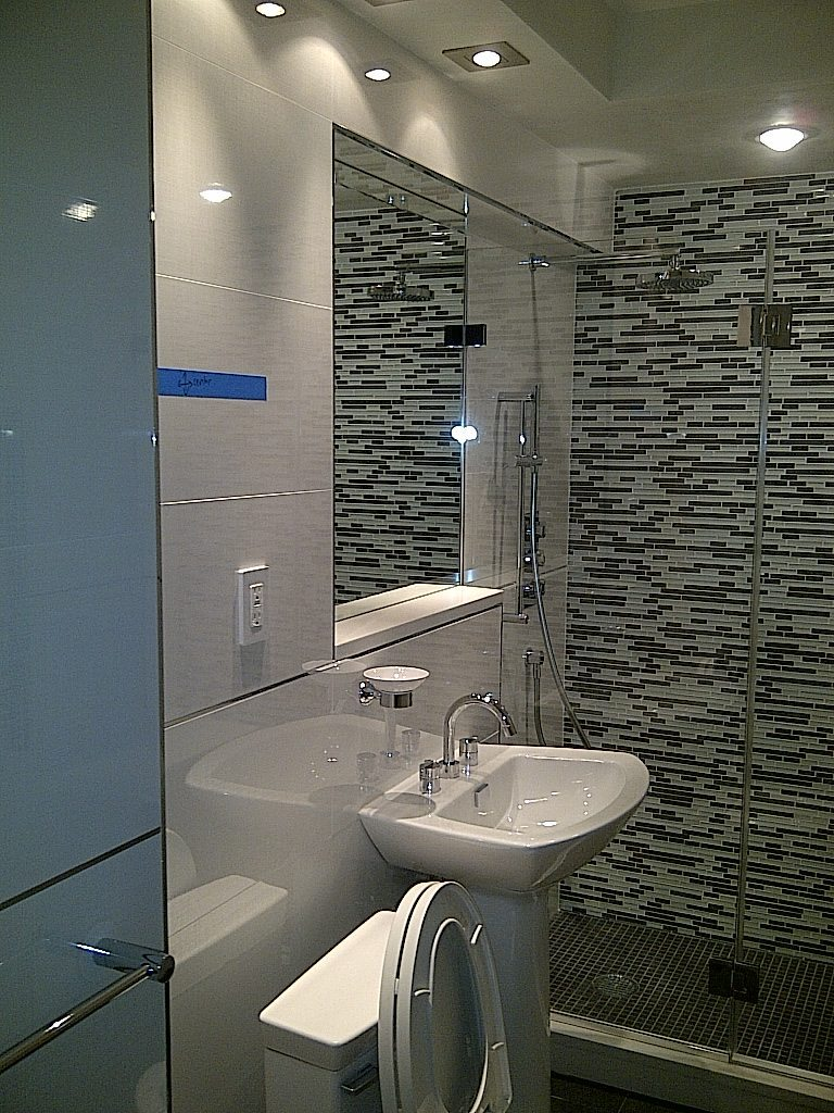 Klein Remodeling NYC | 11 Big Ideas for small bathrooms