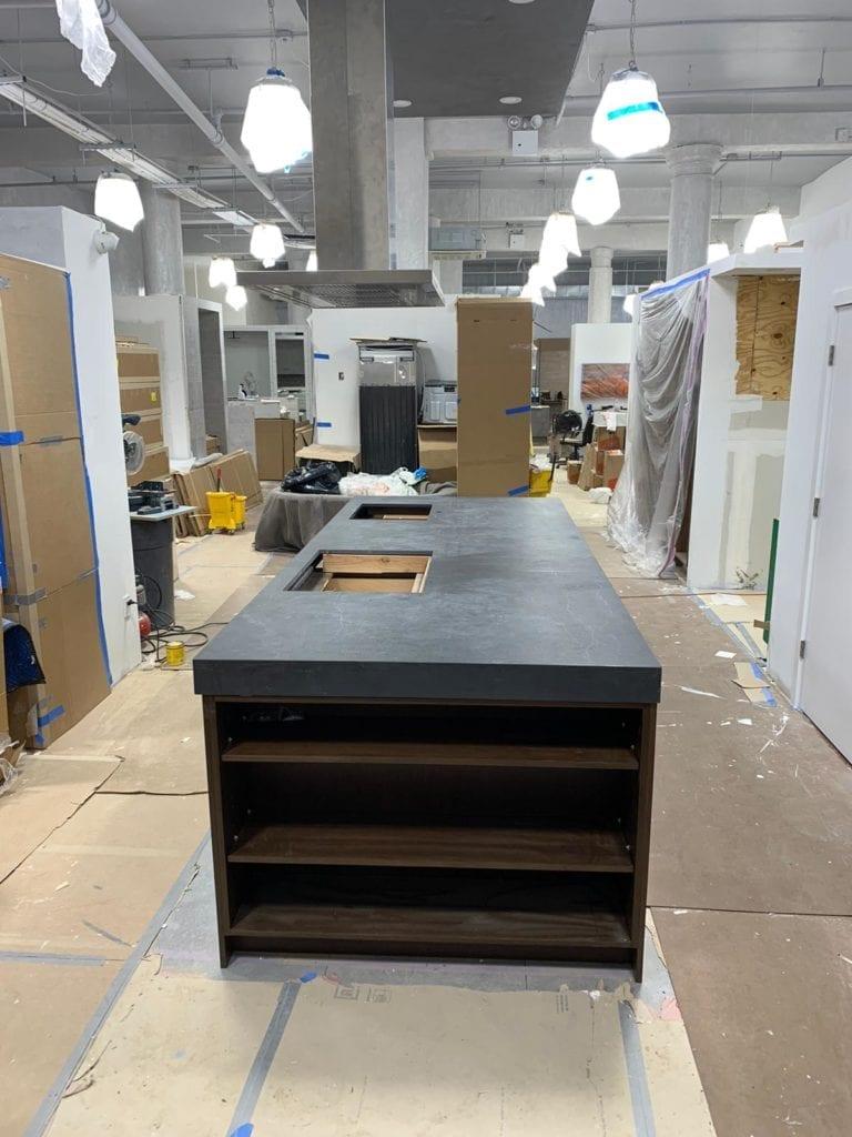 showroom in flatiron klein
