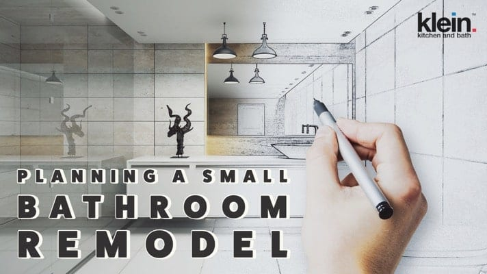 Planning A Small Bathroom Remodel