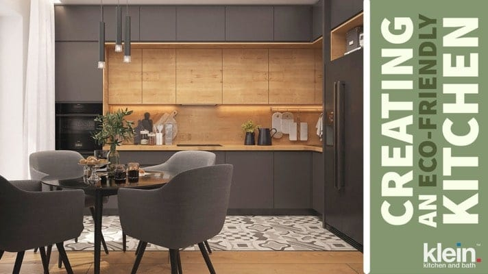 creating an eco friendly kitchen
